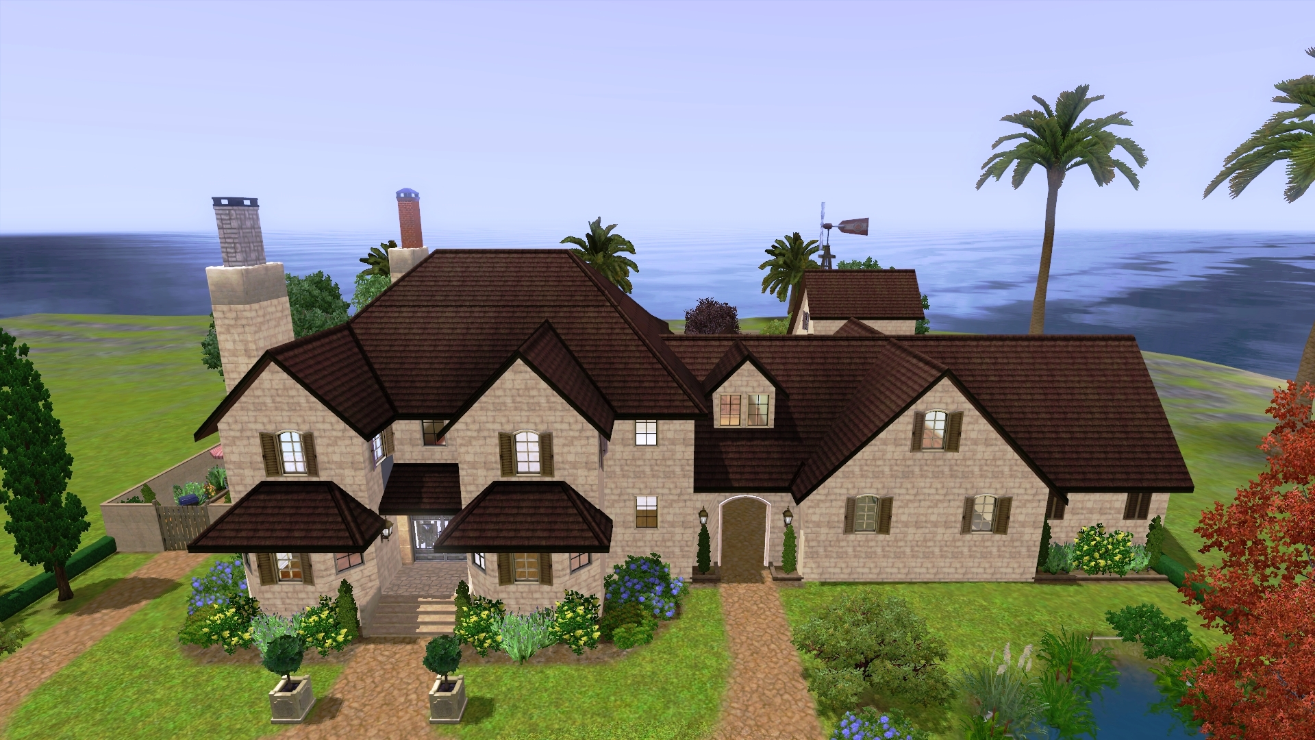 Chapter 4 2 being in love the seraphine legacy for Virtual house building games online